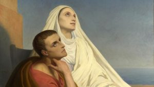 oraciones a santa monica