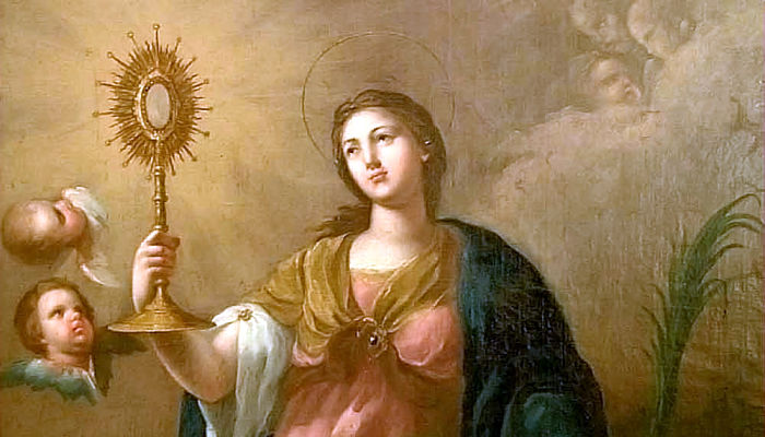 oraciones de santa bárbara