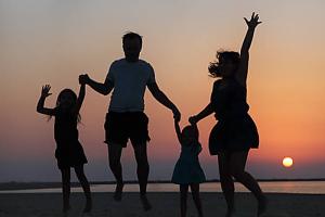 oraciones para proteger a la familia