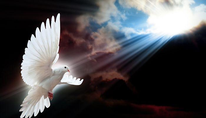 Invocación al Espíritu Santo para Finalizar el Rosario