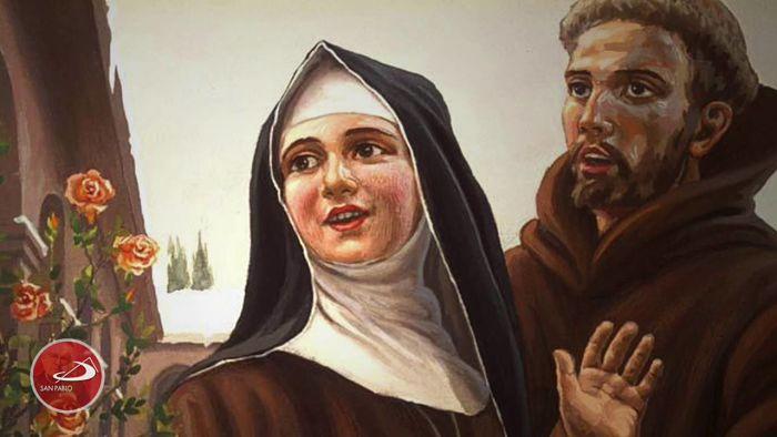 Oraciones a Santa Marta de Asís