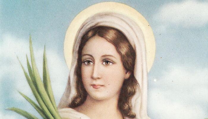 Oraciones Poderosas a Santa Lucía