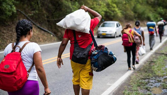 Suplica a San Agustín por los Migrantes y Peregrinos