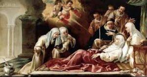 Plegaria de Santa Catalina de Siena por el Bautismo