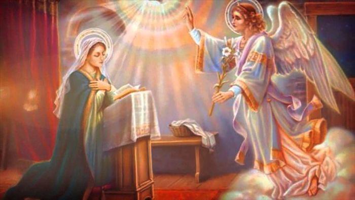 Virgen María Madre Sempiterna