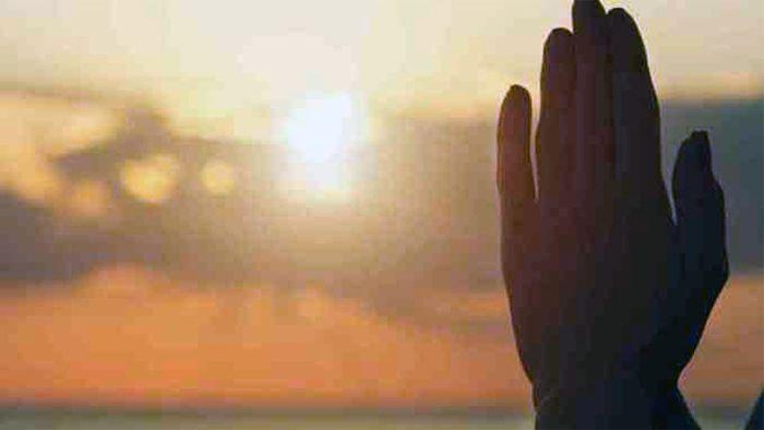 Agradecer antes de Finalizar el Santo Rosario