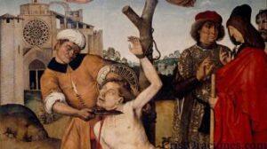 San Cucufato: Nunca des por Perdido el Amor de Dios