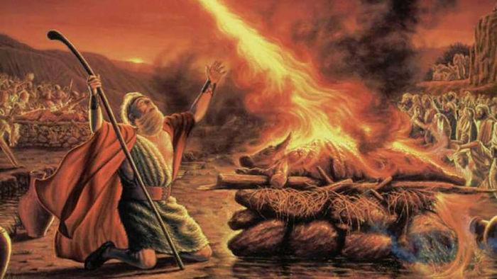 San Elías: Un Profeta Especial para nuestro Dios Padre